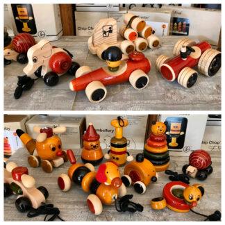 Holzspielsachen von Maya Organic