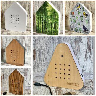 Zwitscherbox, Lakesidebox und Birdybox